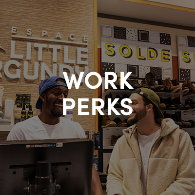Work Perks