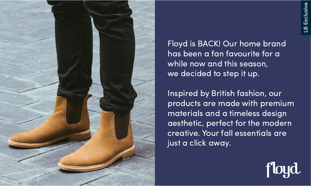 Floyd Chelsea Jackson Natural Boot