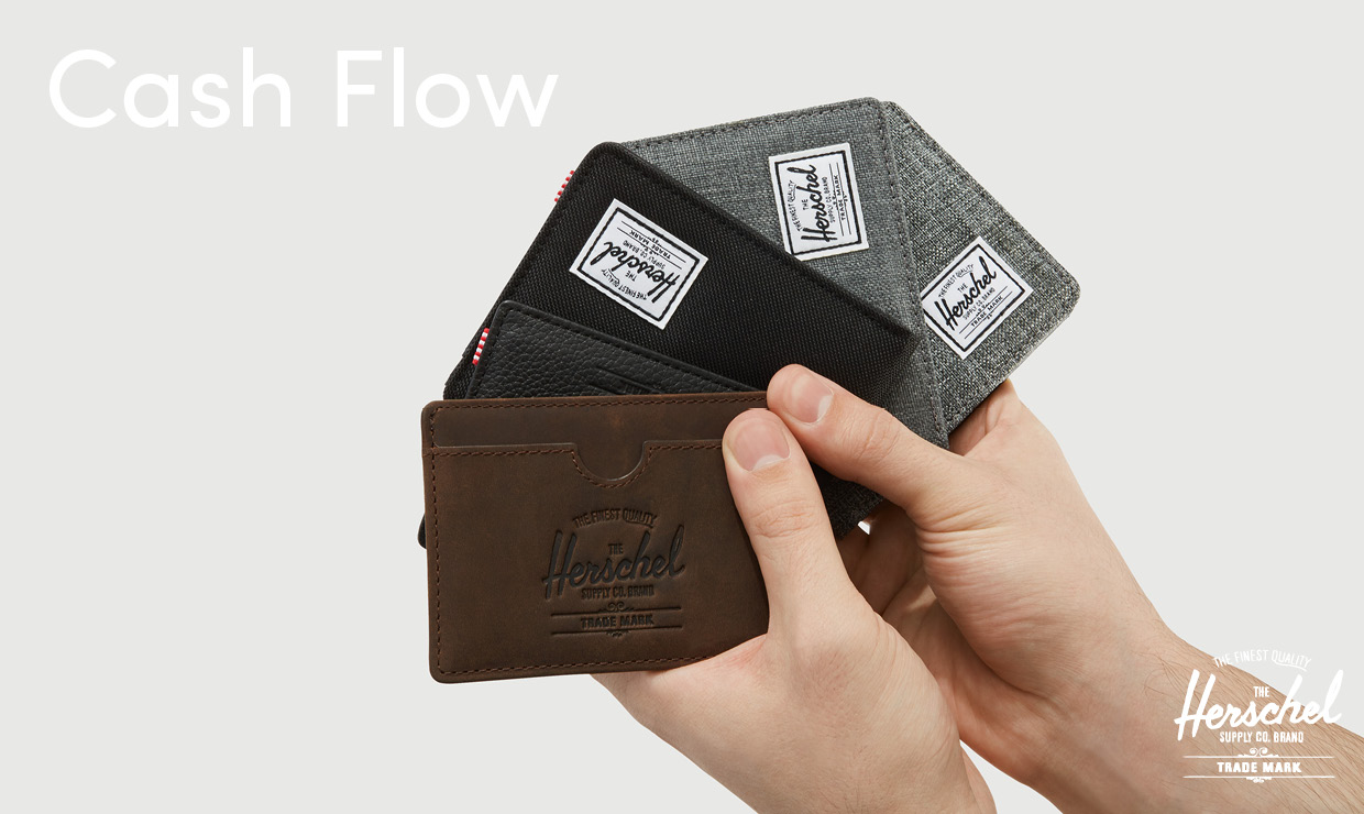 Herschel Supply Wallets