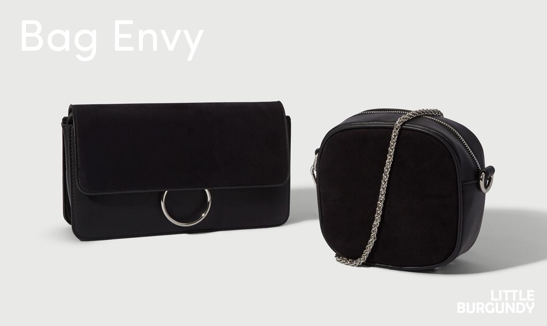 Little Burgundy Bags