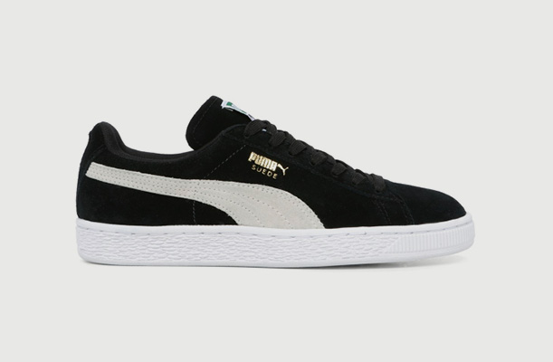 Puma Suede lookbook