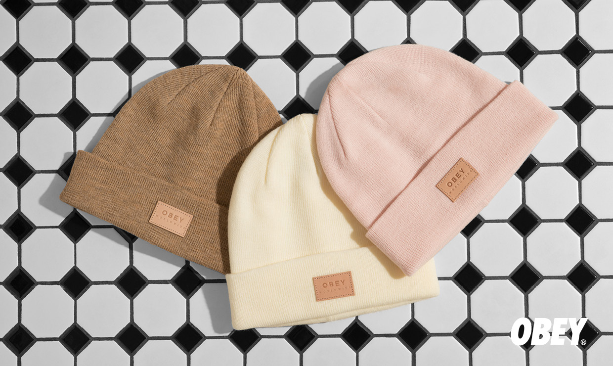 Obey Beanies