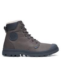 Men's Pama Sport Cuff Wps Grey Boots