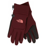 Women's E-Tip Bordeaux Gloves