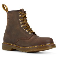 Men's 1460 - Aztech Crazy Horse Brown Boot