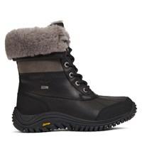 Women's Adirondack II Winter Black Snow Boot