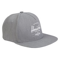 Whaler Dark Grey Hat
