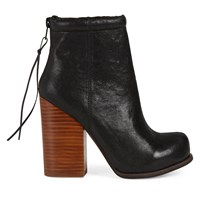 Women's Rumble Black Boot