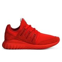 Men's Tubular Radial Red Sneaker