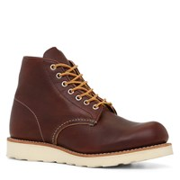 Men's Round Toe Brown Miscellaneous