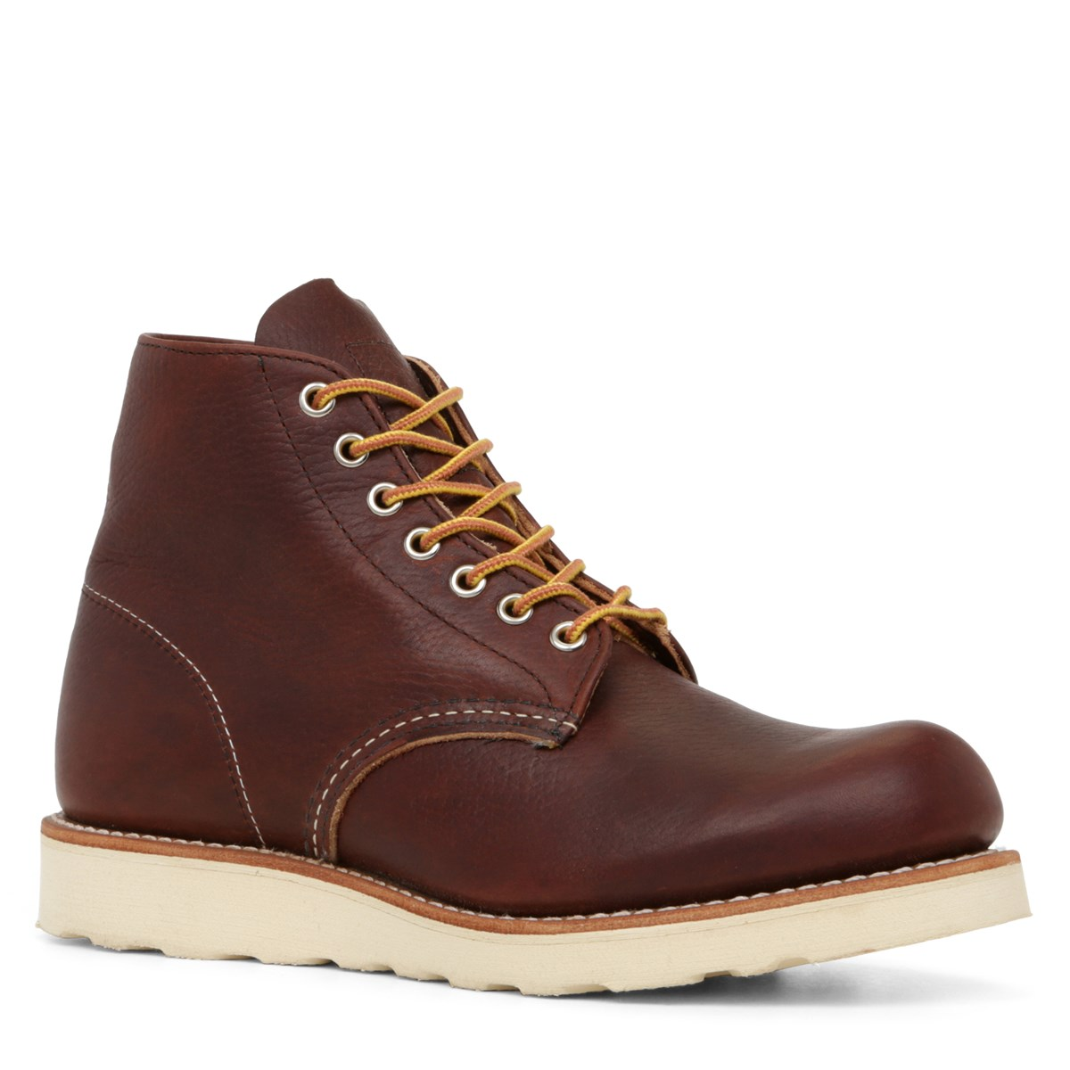 Men's Round Toe Brown Miscellaneous