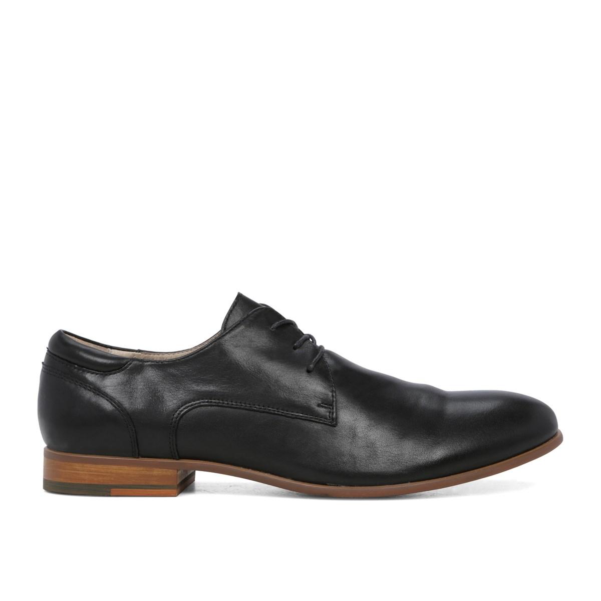 s areria formal lace up black derby shoe burgundy