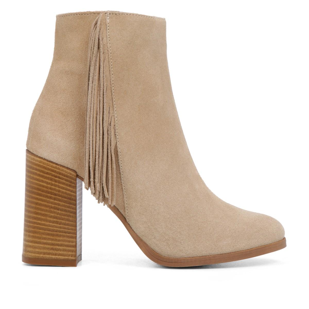 Women's Natural Boot