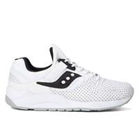 Men's Grid 9000 Micro Dot White Misc Sneaker