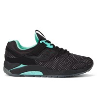 Men's Grid 9000 Micro Dot Black Misc Sneaker