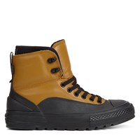 Men's Chuck Taylor All Star Tekoa Leather Wool Brown Boot