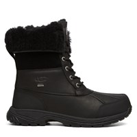 Men's Butte Black Boots