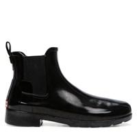 Women's Original Refined Chelsea Black Gloss Boot