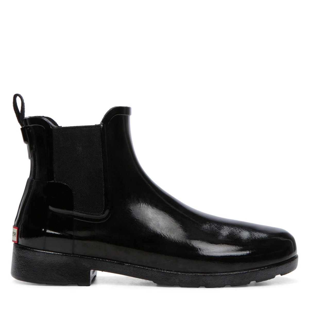 Elegant Womens Black Womenu0026#39;s Original Refined Chelsea Boots | Official Hunter Boots Site