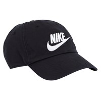 Futura Washed Black Misc Cap