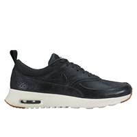 Women's Air Max Thea Premium Black/White Sneakers