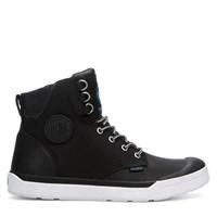 Men's Pallarue Hi Cuff WP Black Boots