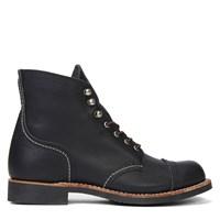 Women's Iron Ranger Black Boot