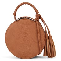 Bigodda Cognac Cross-Body Bag