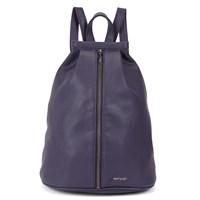 Women's Lawrence X Dark Purple Backpack