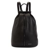 Lawrence Vegan Backpack in Black