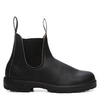 Leather Lined Black Boot