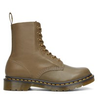 Women's Pascal 8 Eye Khaki Boot