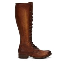 Women's Melissa Tall Lace Cognac Boot