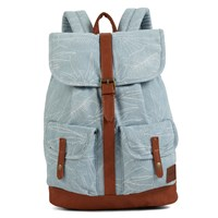 Lean In Blue Backpack