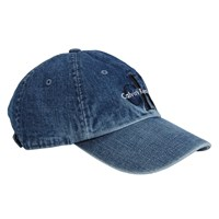 CK Cap Denim Hat