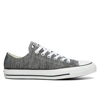 Women's Chuck Taylor All Star OX Heathered Knit Grey Sneaker