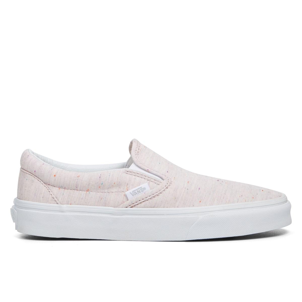 vans light pink