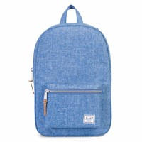 Settlement Mid Volume Denim Backpack