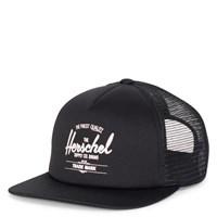 Whaler Mesh Black Hat