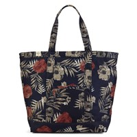 Women's Bamfield Mid-Volume Black/Floral Tote