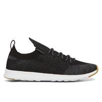 Men's AP Nova Liteknit Black Sneaker