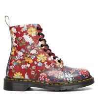 Women's Pascal FC Red Print Boot
