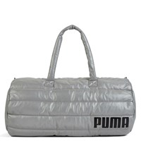 The Counter Punch Silver Duffel Bag