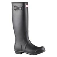 Women's Tall Rain Black Boot