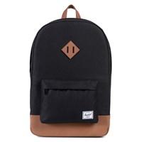 Heritage Black Backpack