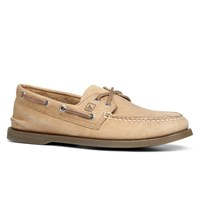 Men's Authentic Original 2-Eye Beige Boat Shoe