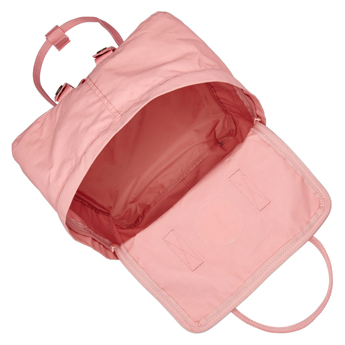 Kanken Light Pink Backpack Little Burgundy