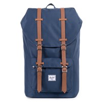 Little America Mid Volume Backpack in Navy