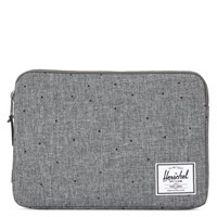 Anchor 13 Inch Laptop Sleeve - Scattered Raven Crosshatch