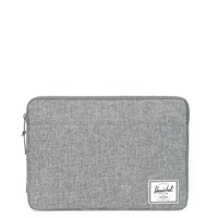 Anchor 13 Inch Laptop Sleeve - Raven Crosshatch